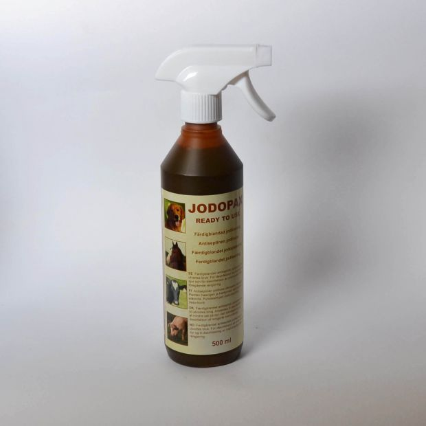 Jodopax Spray desinfioiva 500 ml