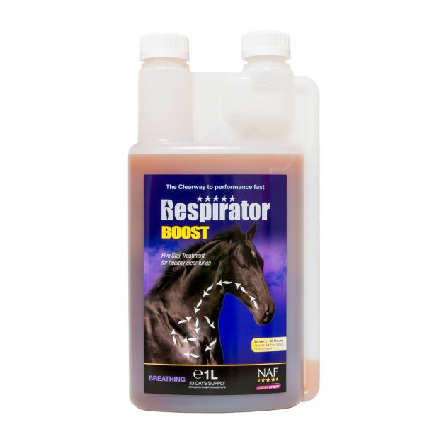 NAF Five Star Respirator Boost 1 l