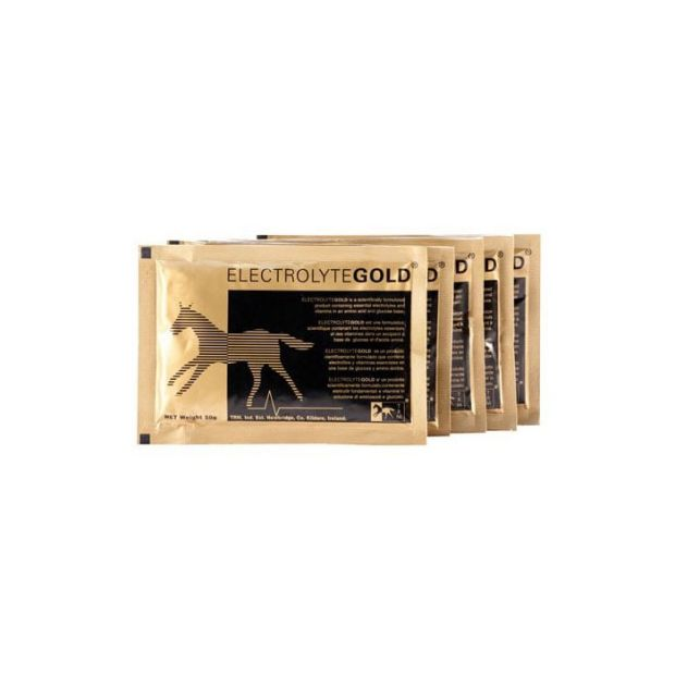 TRM Electrolyte Gold 50 g annospussi