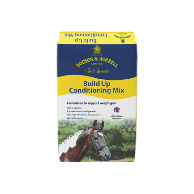 Dodson&Horrell Build Up Conditioning Mix 20 kg