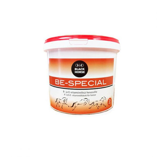 Black Horse BE-Special pelletti 3 kg