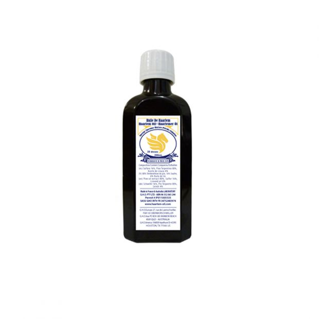 Haarlem Oil 200ml