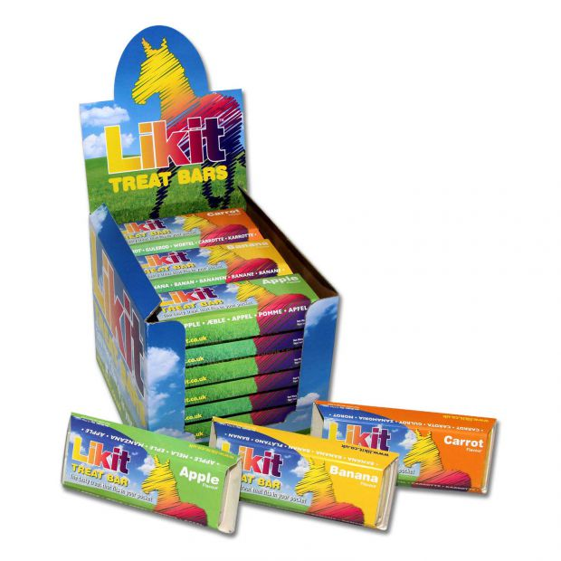 Likit Treat Bar hevosnami 90 g